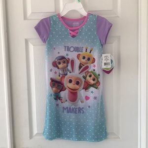 Wonder Park nightgown